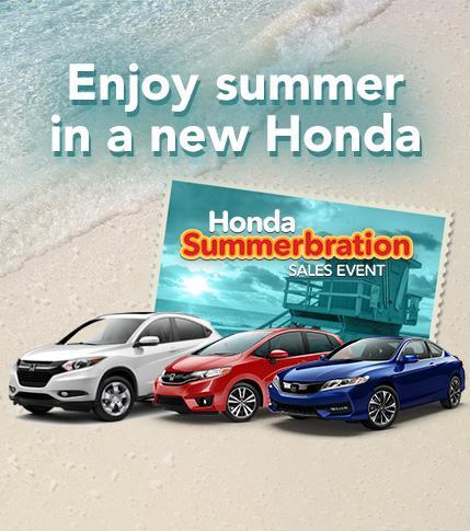 Honda Summer