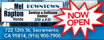 Sacramento honda dealer folsom and citrus heights mel for Mel rapton honda sacramento ca