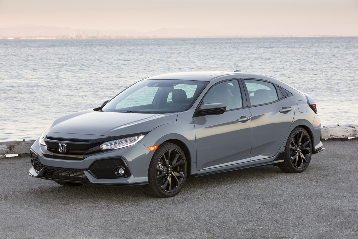 2017 Honda Civic For Sale near Davis