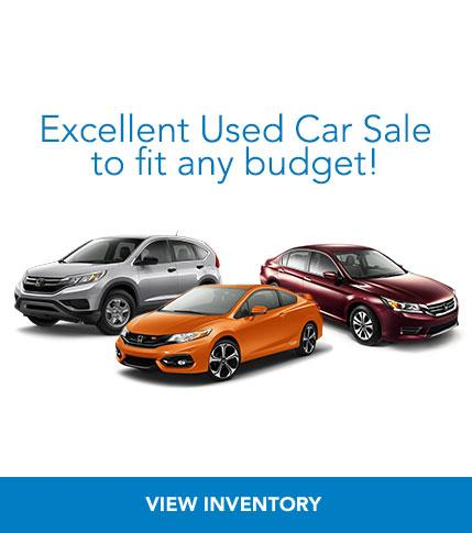 Pre-Owned Vehicles For a Price You Can't Beat