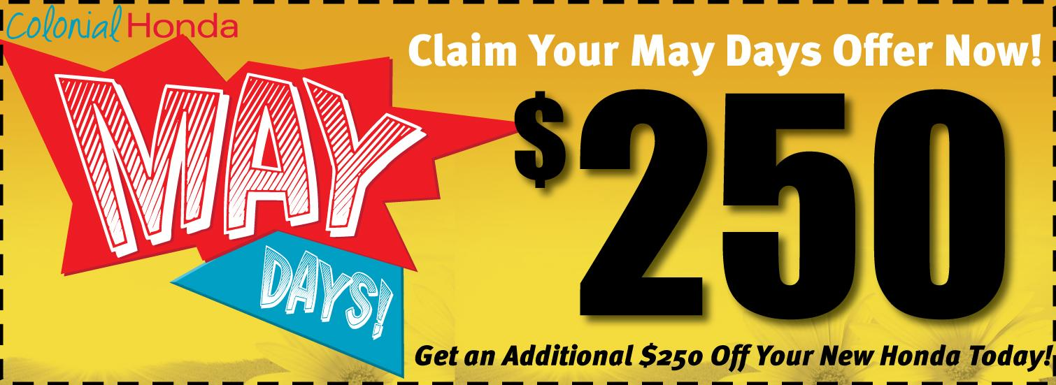 Claim Your May