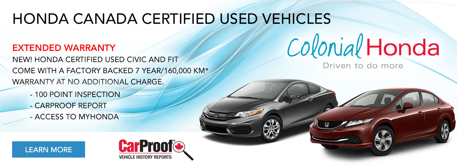 Halifax honda dealership serving halifax honda dealer for Honda used certified