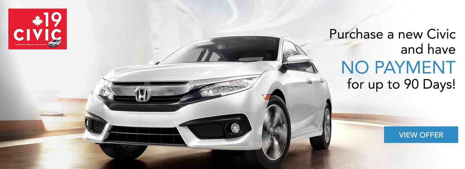 Fairway Honda - Purchase a Civic