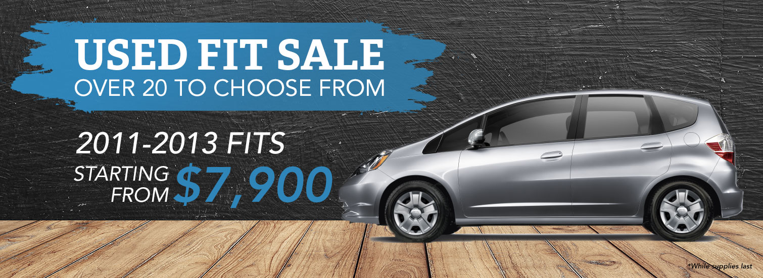 Fairway Honda - Used Fit Sale
