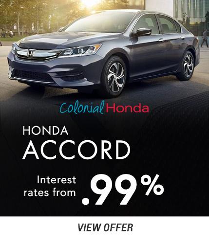 Fairway Honda - 2016 Honda Accord