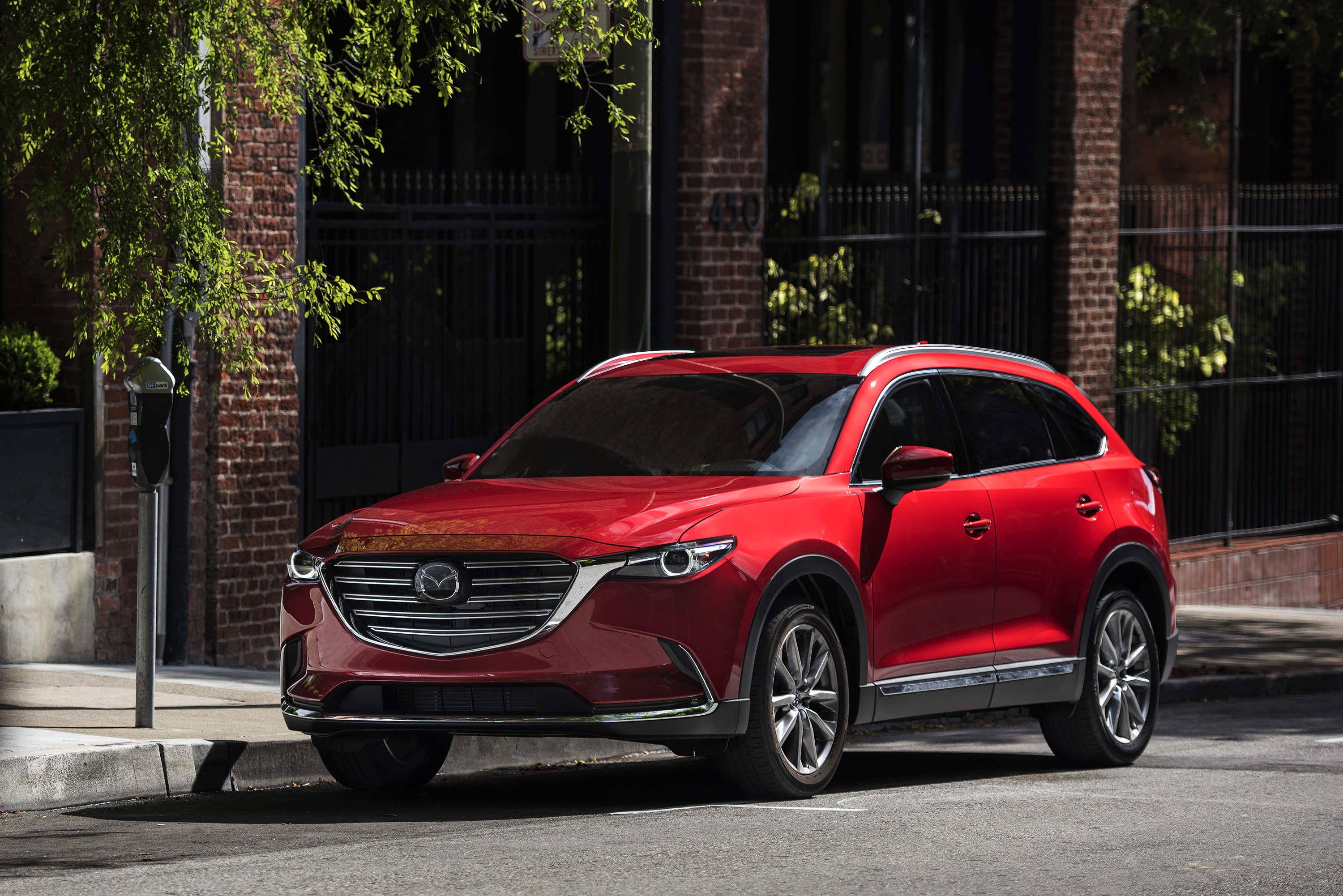 All New 2017 Mazda CX-9 Review