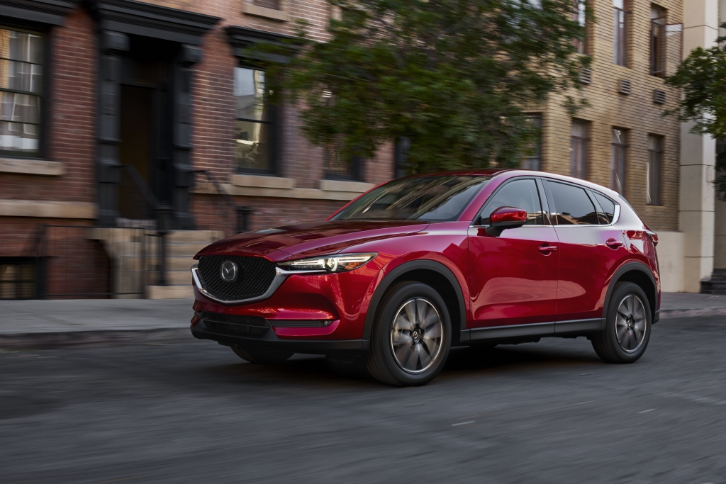 All New 2017 Mazda CX-5 Review