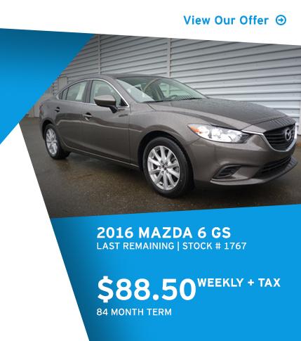 Yarmouth Mazda - 2016 Mazda6 GX