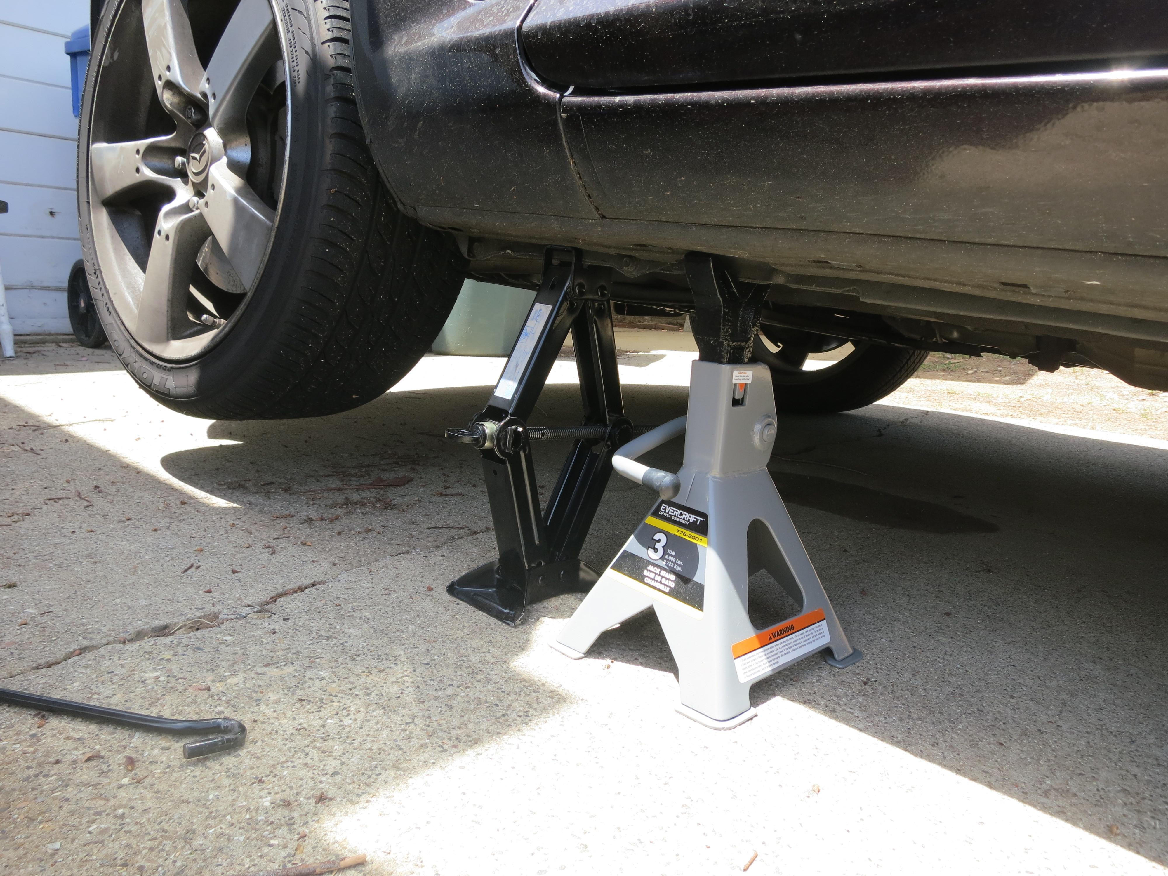 Tire Rotation at Yarmouth Mazda