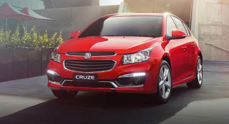 2017 Holden Cruze