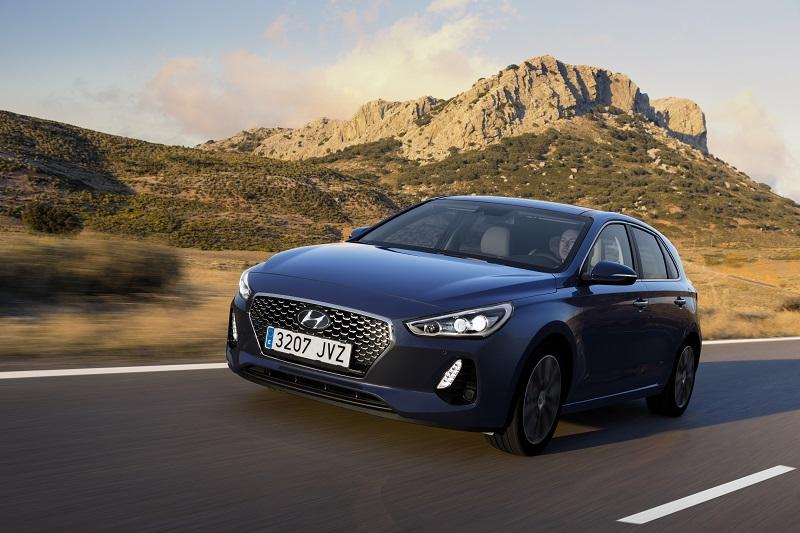 All-new Hyundai i30 Go