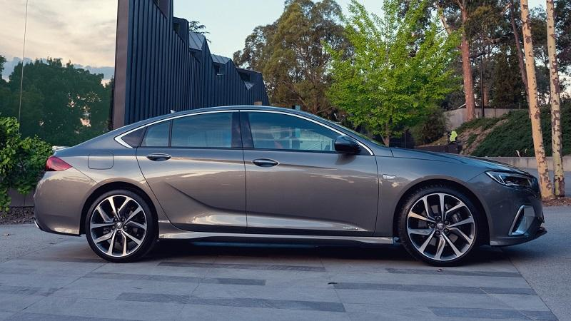 Next-generation Holden Commodore Sedan Ca