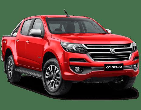 2018 Holden Colorado Specs & Features
