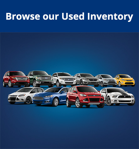 Used Inventory at Hallmark Ford in Surrey BC