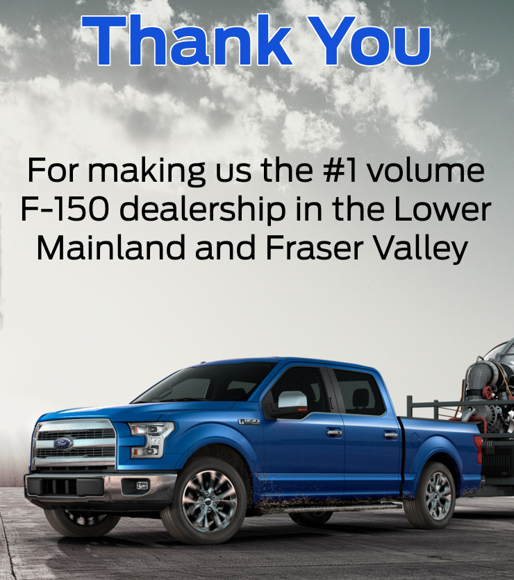 Hallmark Ford in Surrey BC