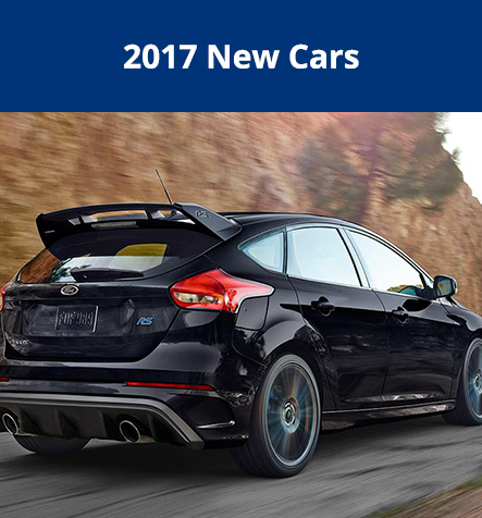 2017 New Ford Cars at Hallmark Ford in Surrey BC