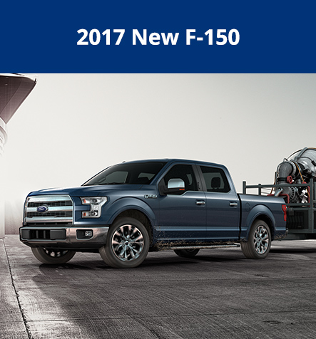2017 New Ford F-150 at Hallmark Ford in Surrey BC