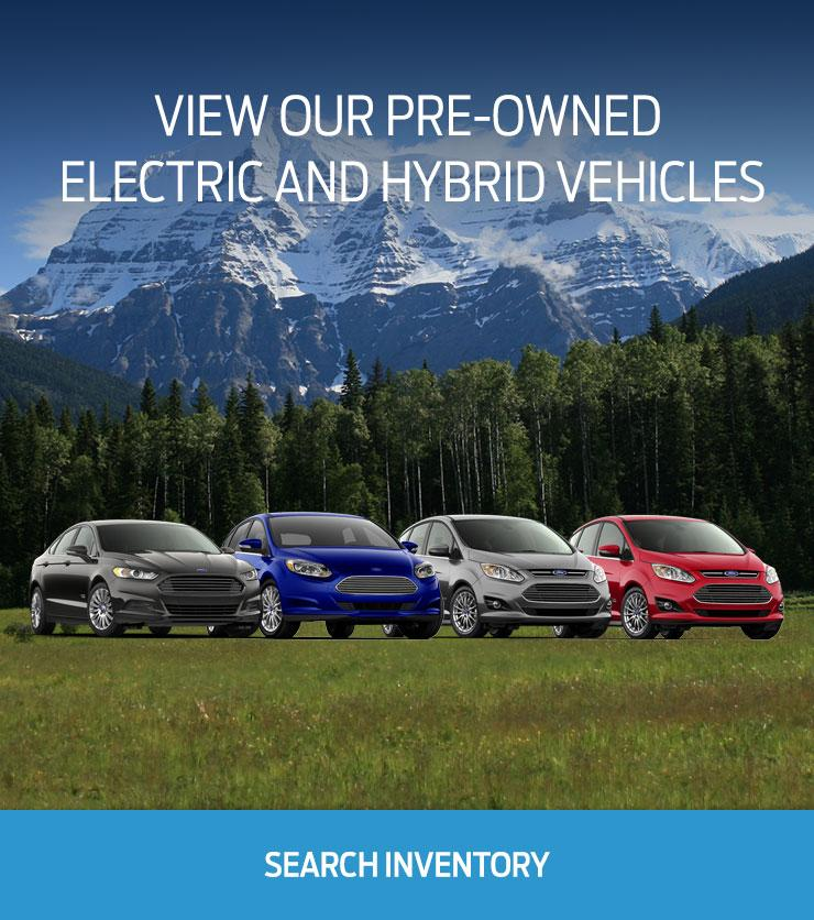 Hybrid and EVs