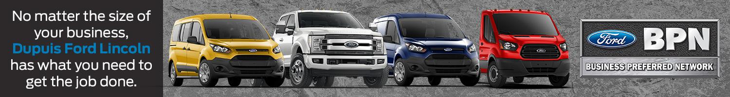 Dupuis Ford Business Preferred Network