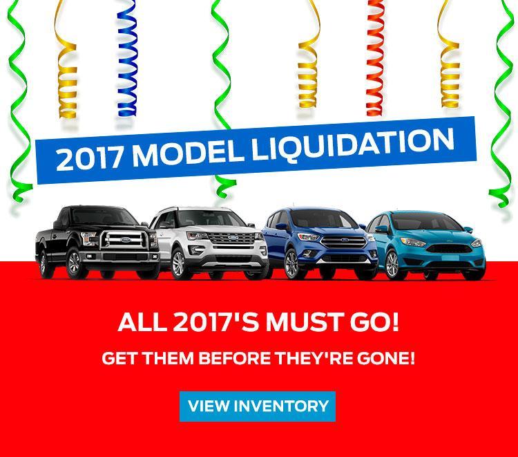 2017 Liquidation Sale