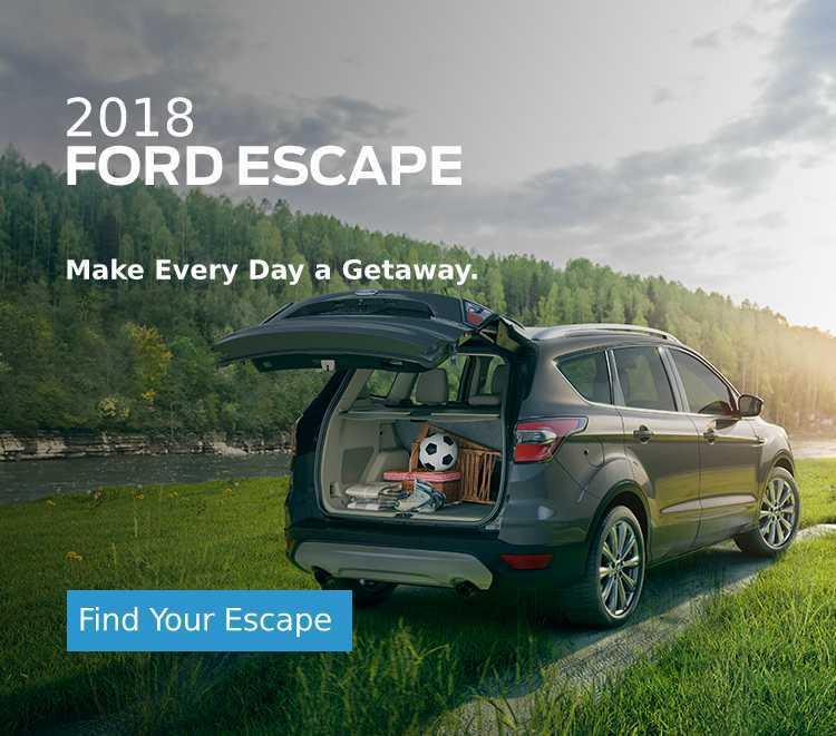 2018 Escape Glenoak Ford Victoria