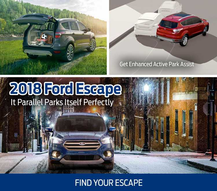 2018 Escape Glenoak Ford Victoria