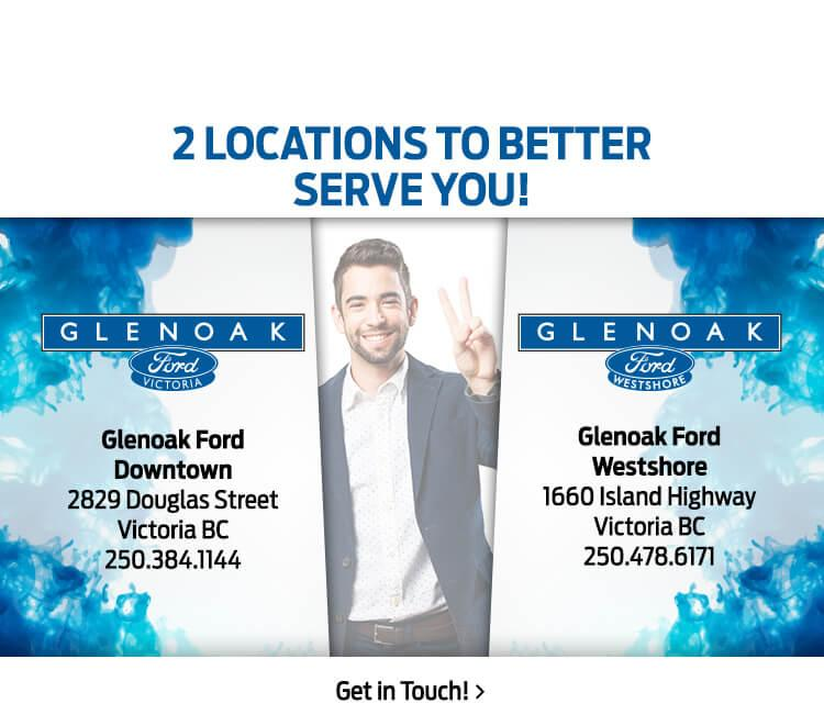 Welcome to Glenoak Ford - Victoria Ford Dealership