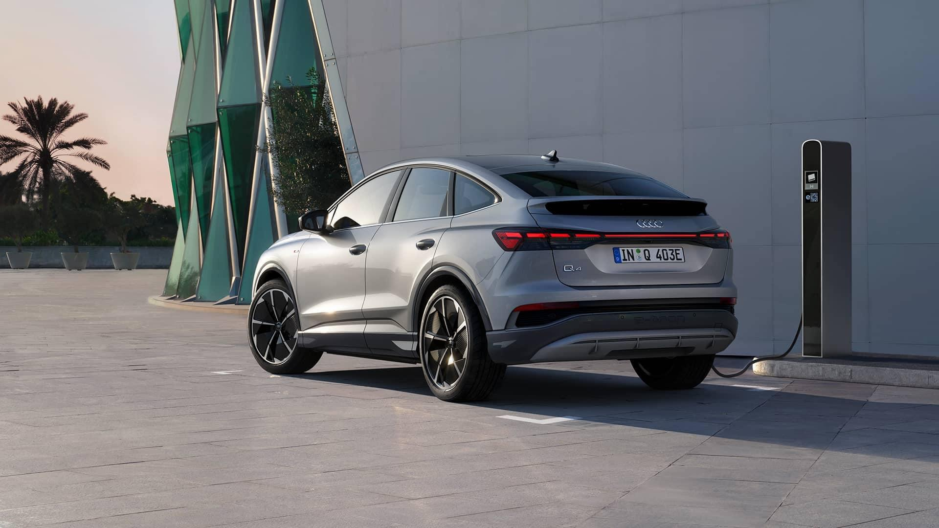 Audi Uptown Q4 e-tron Sportback
