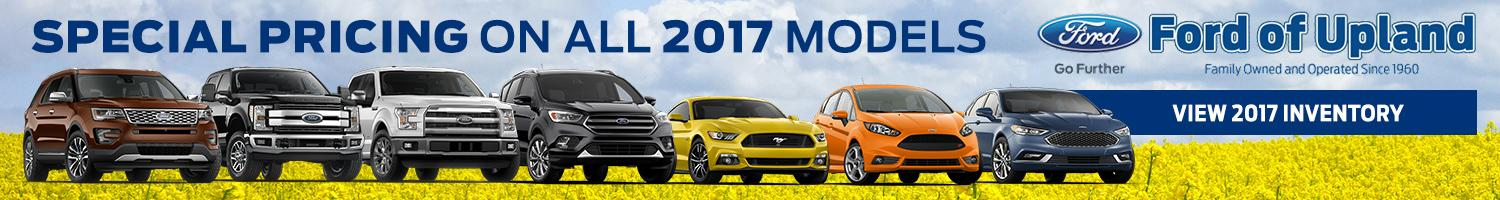 2017 Ford Model Sale
