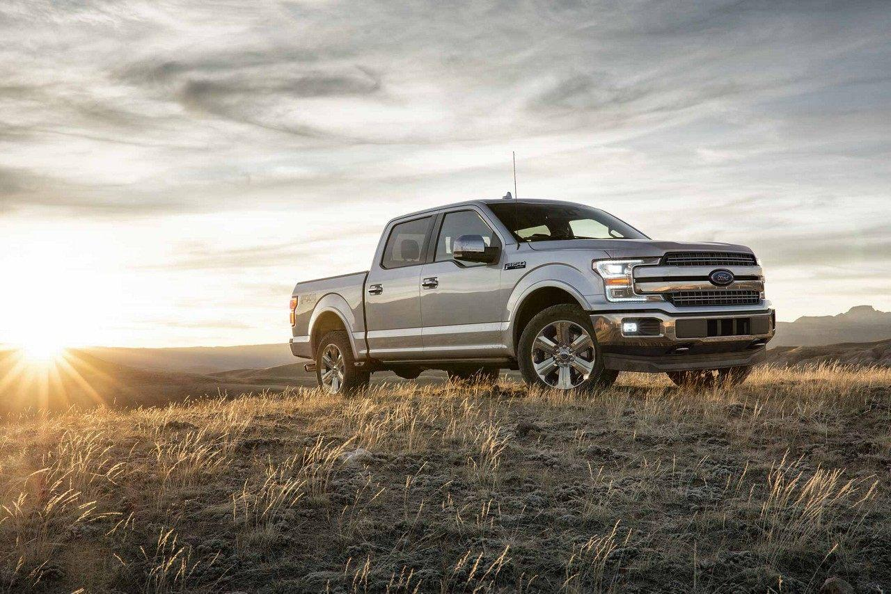 2018 Ford F-150 pickup truck review