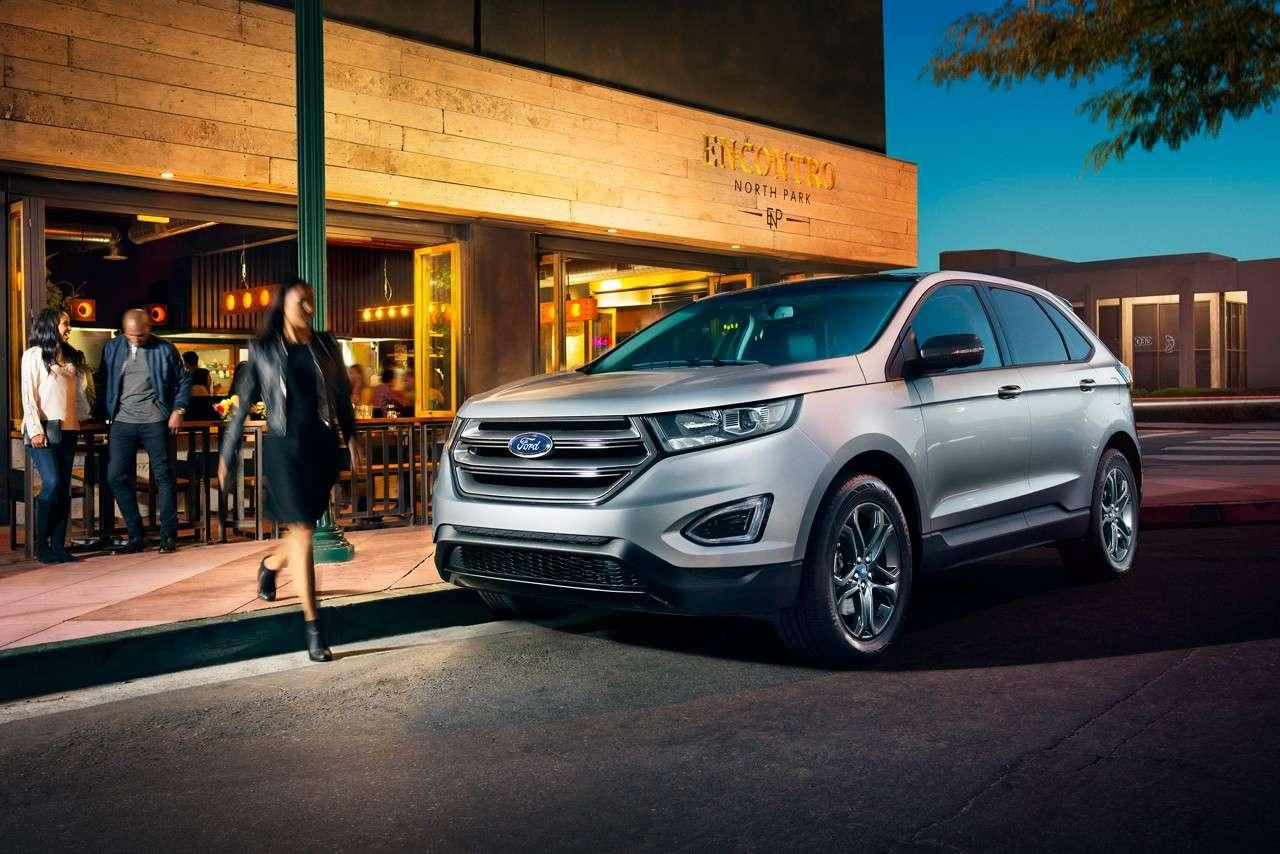 Is the 2018 Ford Edge a good car?