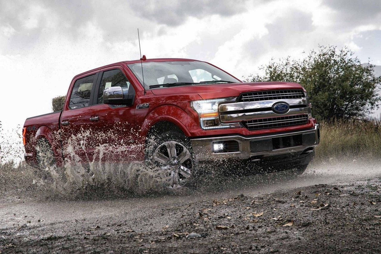 Ford Test Drive