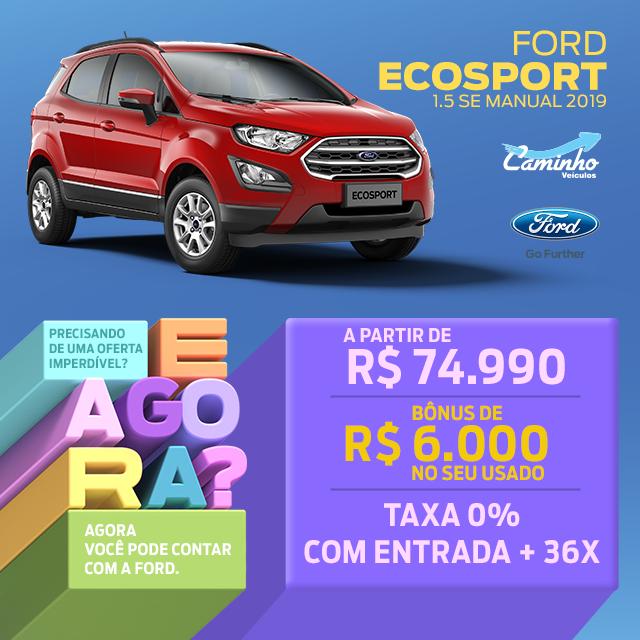 ecosport new