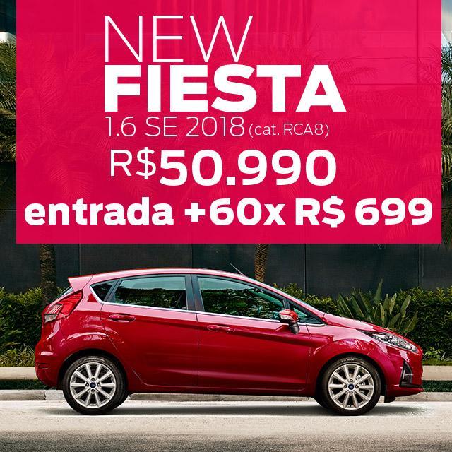 new fiesta 3