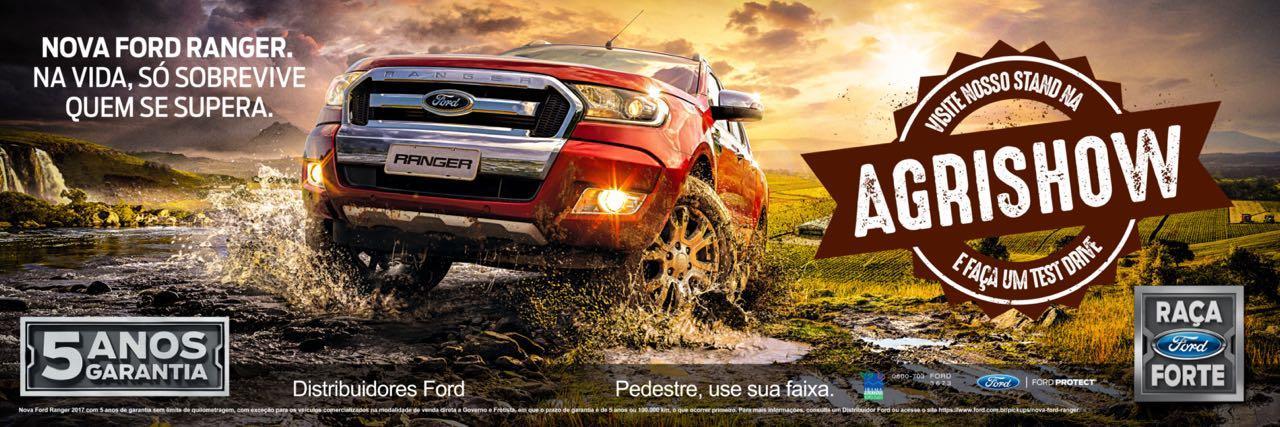 Ford Ranger Caminho Agrishow