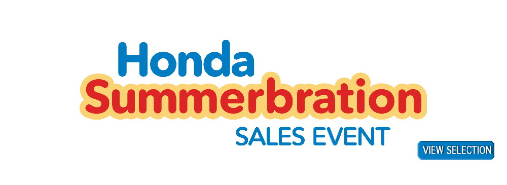 2017 Honda Summerbration Event