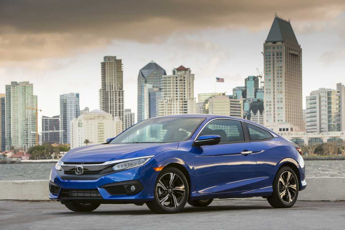 2018 Civic Coupe