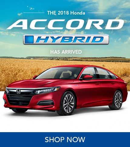 2018 Accord Hybrid