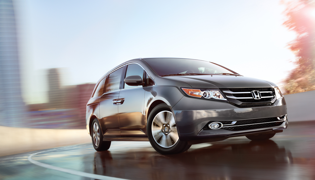 Houston Area 2017 Honda Odyssey | Honda of Clear Lake