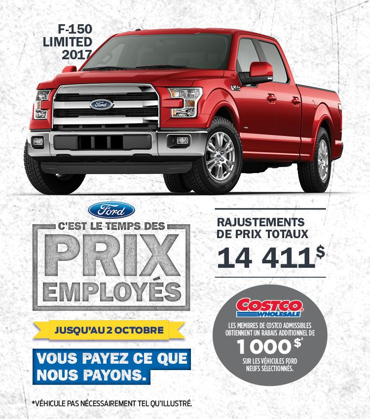 Concessionnaire Ford Situé à Gatineau,