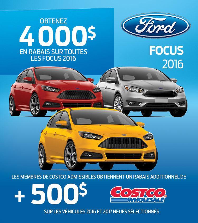 ford focus costco gatineau buckingham