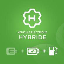 ford voitures hybrides