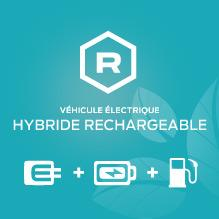ford hybride rechargeable