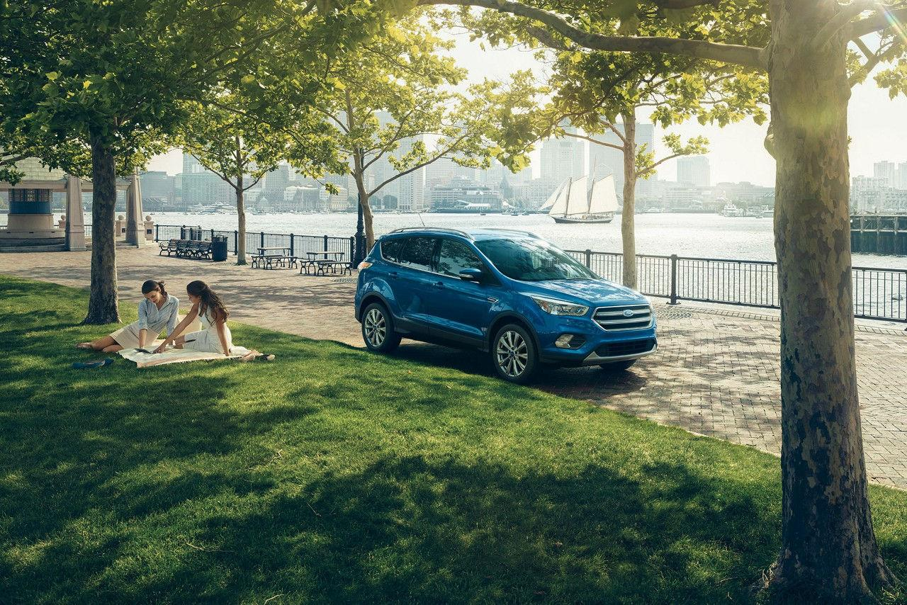 Ford escape 2017 exterieur gatineau