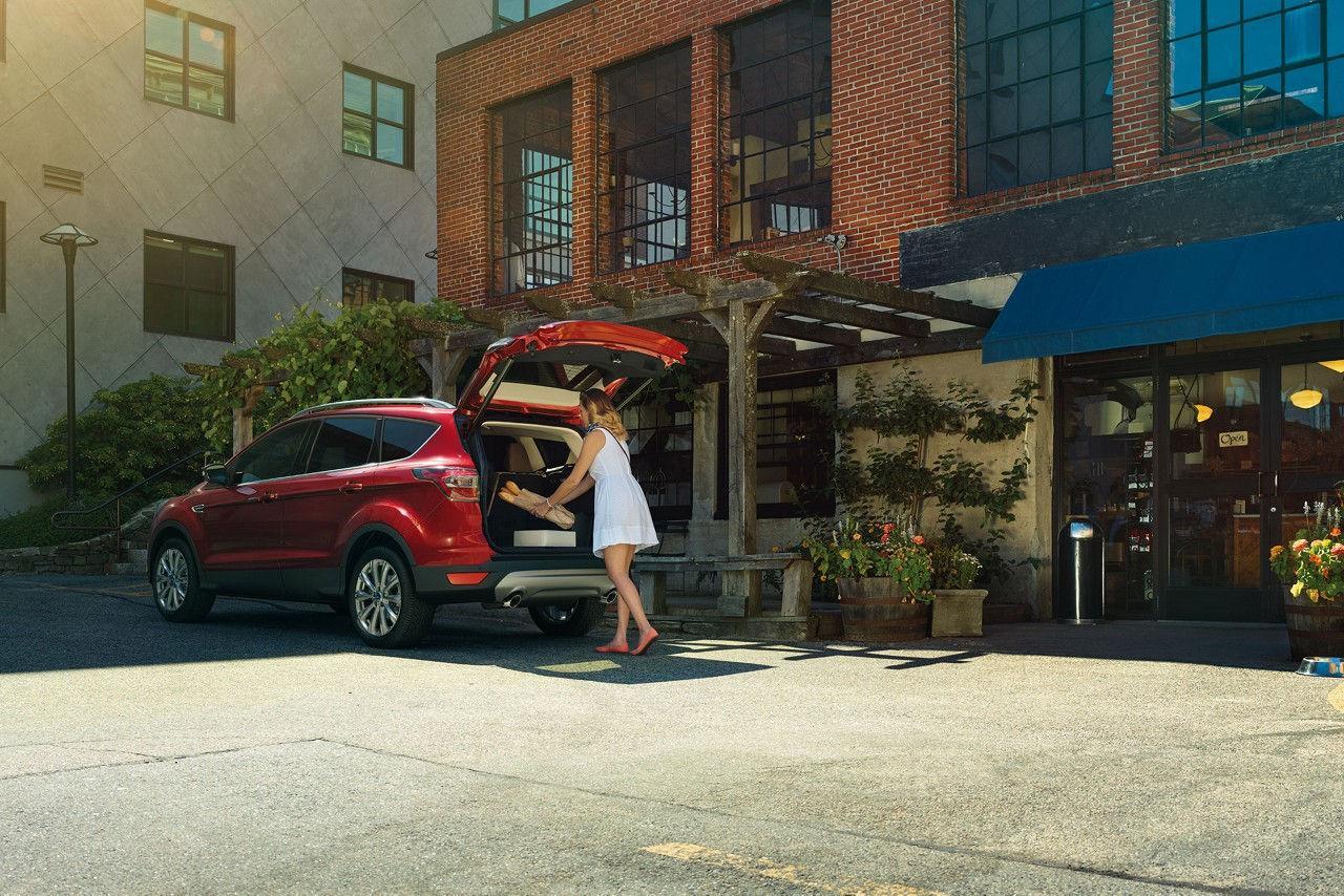 Ford escape 2017 exterieur gatineau
