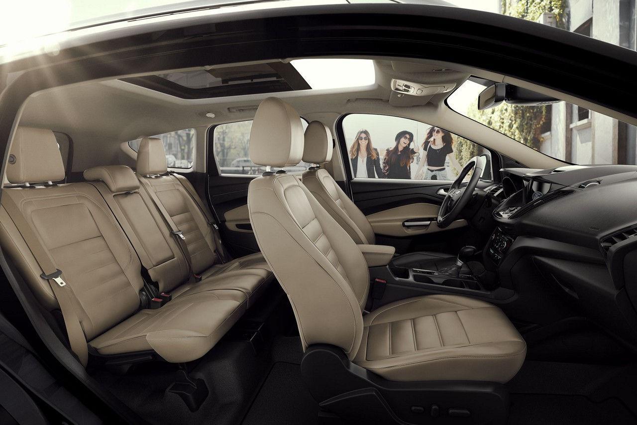 Ford escape 2017 intérieur gatineau