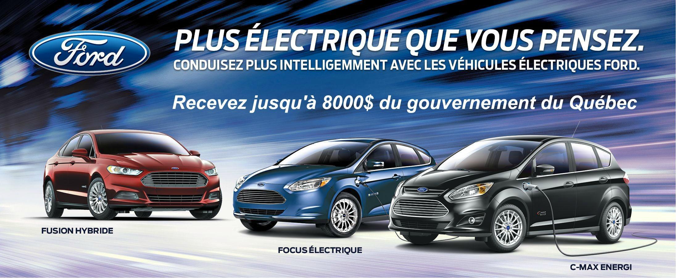 ford fusion c-max focus hybride electrique energi 8000$