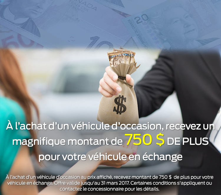 Offre véhicule d'occasion Ford Lincoln Gabriel