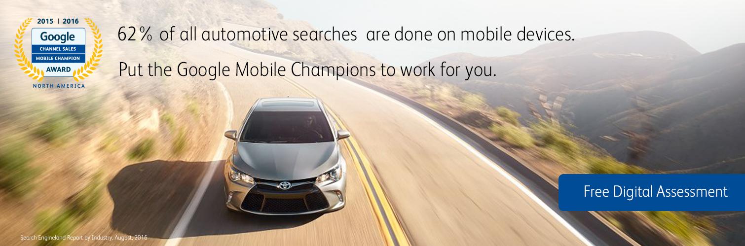 google mobile champion