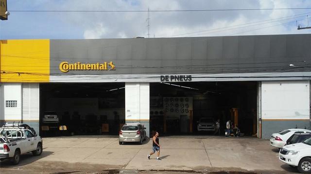 De Pneus - Belém